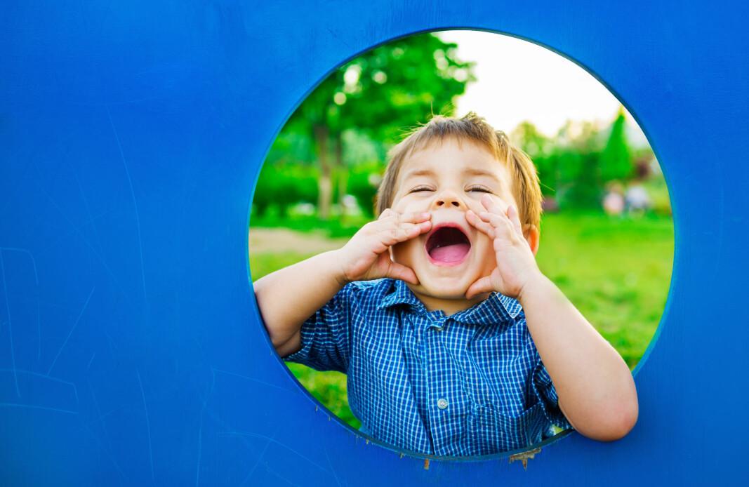 Alle barn har rett til å si sin mening, og bli hørt, skriver artikkelforfatteren.