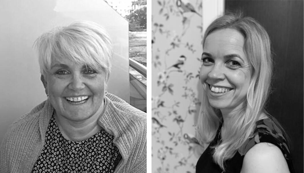 """<span class="""" italic"""" data-lab-italic_desktop=""""italic"""">Sissel Aastvedt Halland og Annette Kristoffersen Winje jobber ved barnehagelærerutdanningen ved Høgskulen på Vestlandet.</span>"""