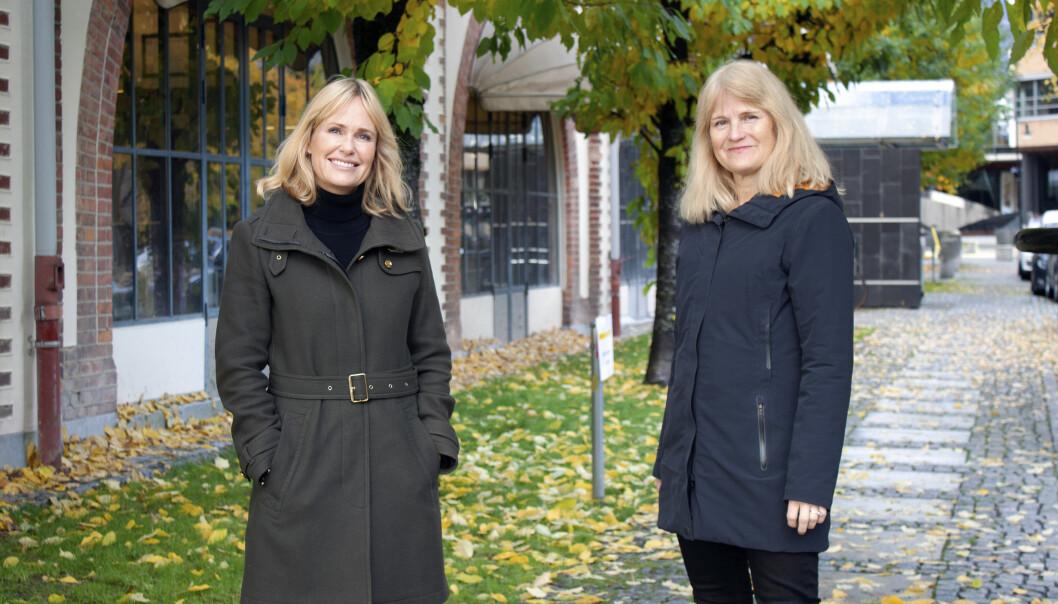 Administrerende direktør i PBL, Anne Lindboe, kan ønske Eli Sævareid og 180 FUS-barnehager velkommen som medlem.