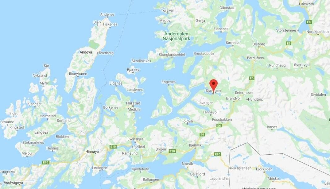 Salangen kommune i Troms og Finnmark har bare en barnehage. I dag er den stengt etter at én person i kommunen har fått påvist koronasmitte.