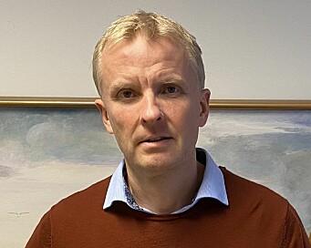 Lars Strøm er administrasjonssjef i Salangen kommune.