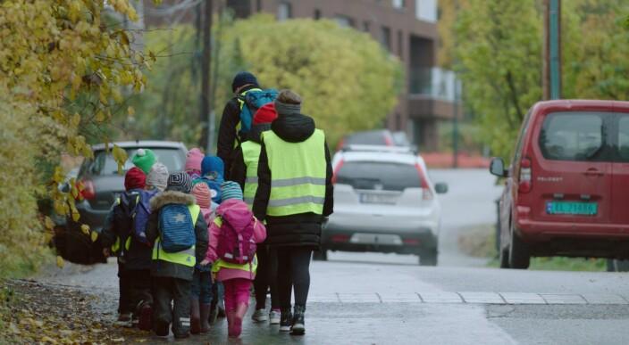Åpner Barnas Trafikklubb: – Vil være trafikksikkerhetens Netflix