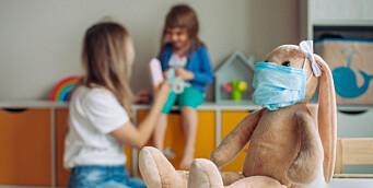 Nødbluss fra barnehagen, usikkerhet rundt smittevern og utslitte ansatte. Disse sakene ble mest lest i november