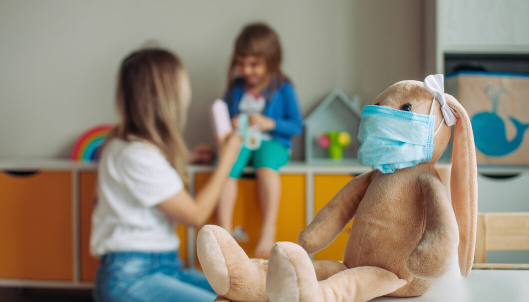 Koronapandemien har ikke uventet også påvirket vinteren for barnehagesektoren. Det viser ferske tall fra Utdanningsdirektoratet.