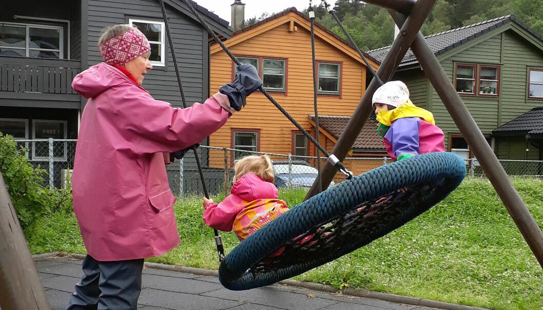 Eva Nordal-Pedersen (69) gleder seg til å gå på jobb hver dag. Men snart er det over; i slutten av november går hun av med pensjon, som 70-åring.