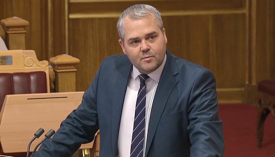 Roy Steffensen (Frp) har vært tydelig på at regjeringens ønske om kutt i kapitaltilskudd ville være feil på nåværende tidspunkt. Nå har Fremskrittspartiet fått satt en stopper for det.