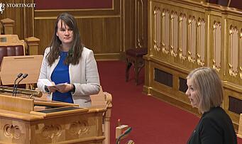 Sp og Frp fosser frem, mens Venstre kastes ut av Stortinget. Det er resultatet hvis barnehagestyrerne får bestemme