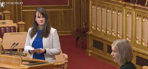 Sp og Frp fosser frem, mens Venstre kastes ut av Stortinget – det er resultatet hvis barnehagestyrerne får bestemme
