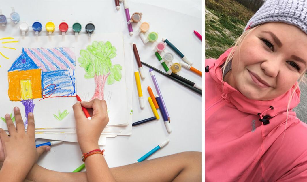 - Hvor er midlene til å drive en barnehage på en smittevernstilfredstillende og forsvarlig måte? Spør barnehagelærerstudent Sofie Gjermstad.