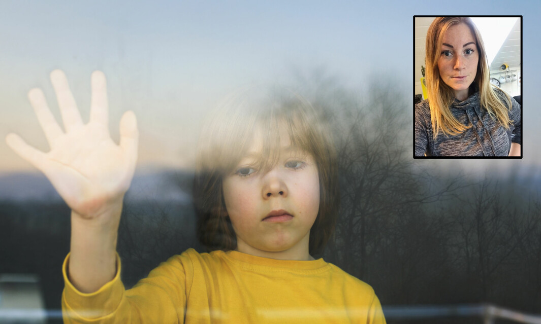 """<span class="""" italic"""" data-lab-italic_desktop=""""italic"""">Barnehagelærer Villemo Møller skriver om barn og psykisk helse i dette innlegget.</span>"""