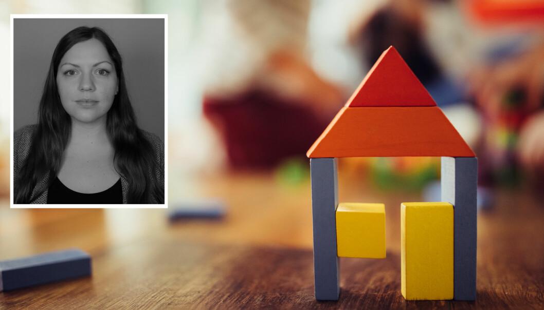 «Jeg vil ha en barnehage hvor alle barn blir sett, hørt og anerkjent for de unike, verdifulle menneskene de er, og ikke bare som tall på et Excel-ark eller hoder som må telles i en for stor barnegruppe,» skriver artikkelforfatteren.