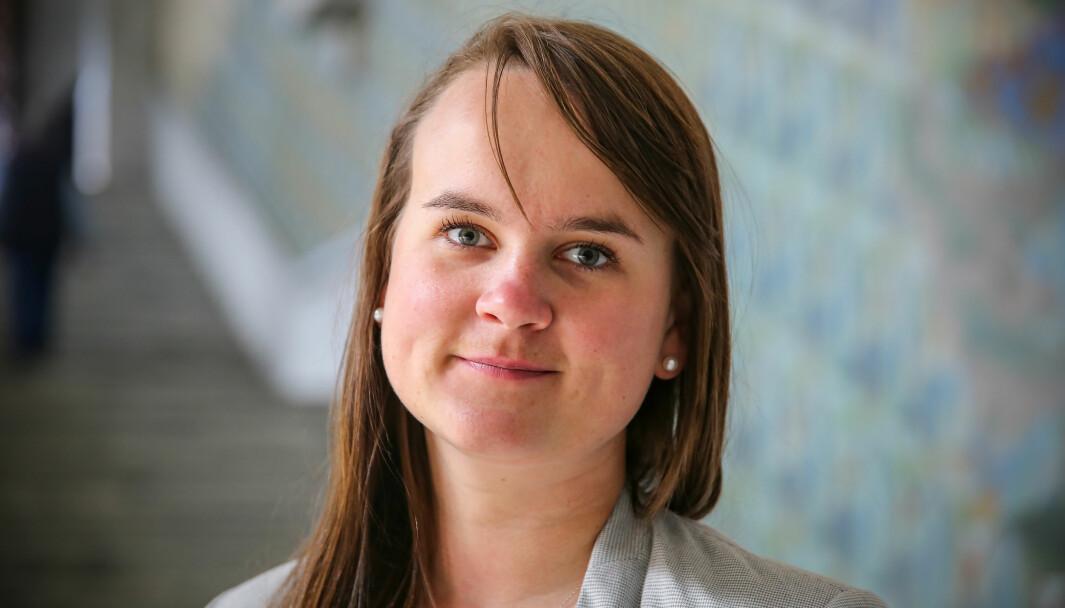 Marit Knutsdatter Strand (Sp) vil få på plass løsninger som gir varig ro og varig mangfold i sektoren.