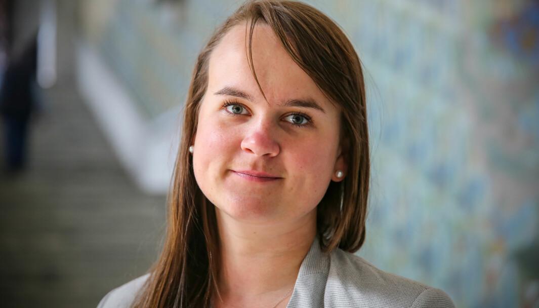 Marit Knutsdatter Strand og resten av Senterpartiet vil gjøre flere store endringer i regjeringens forslag til statsbudsjett.