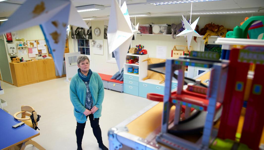 Daglig leder og eier Gunn Sofie Ystgaard i Haugtussa barnehage i Sparbu har bestemt seg for å legge ned. 1. august 2021 er det over.