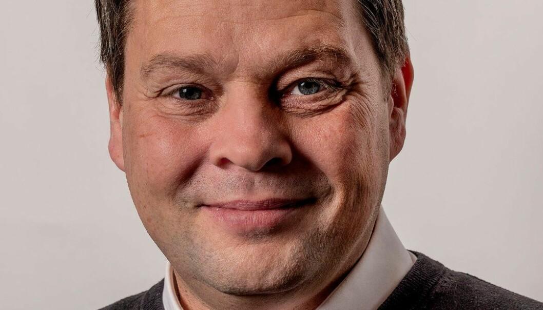 Barnehagesjef Einar Solheim i Karmøy kommune har rundt 200 ansatte i de kommunale barnehagene.