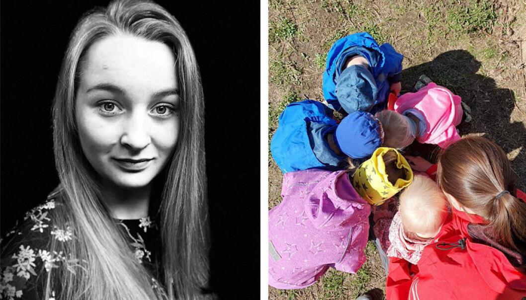 Rikarda Brenna er pedagogisk leder i Diseth FUS-barnehage.