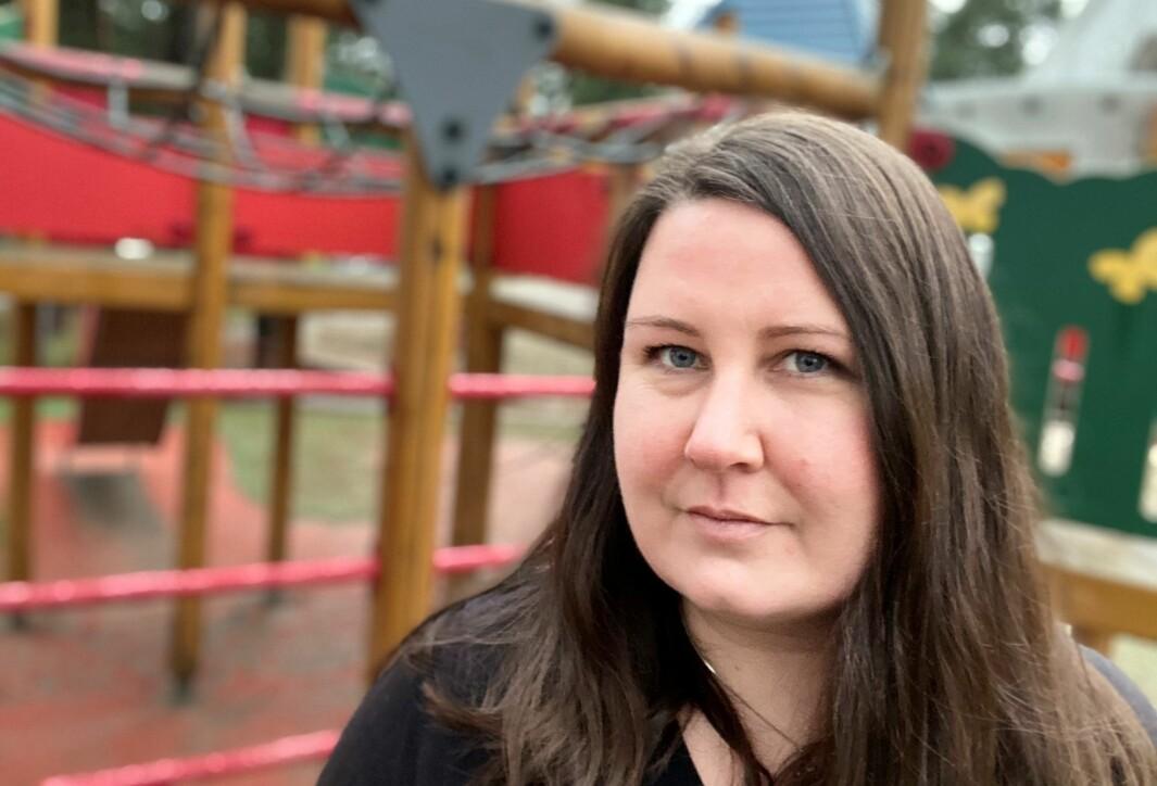 Hanne Mari Halvorsen er styrer i Rishaven menighetsbarnehage. Hun forteller litt om hvordan sykefraværet preger hverdagen i barnehagen denne høsten.