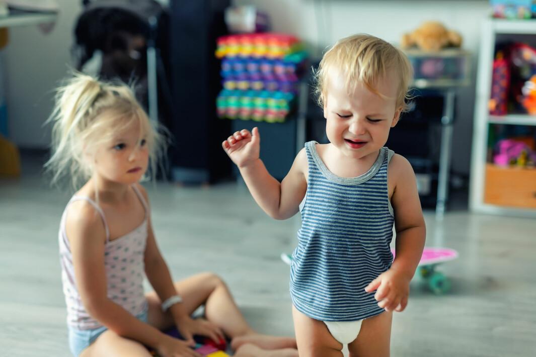 Barnehagelærer Marlen Lauvset beskriver hverdagen i barnehagen i koronaens tid.