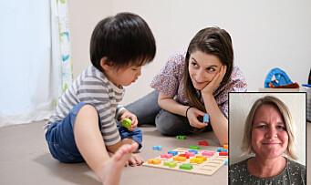 Vurdering av barns språk - nøkkelen til god språkutvikling?