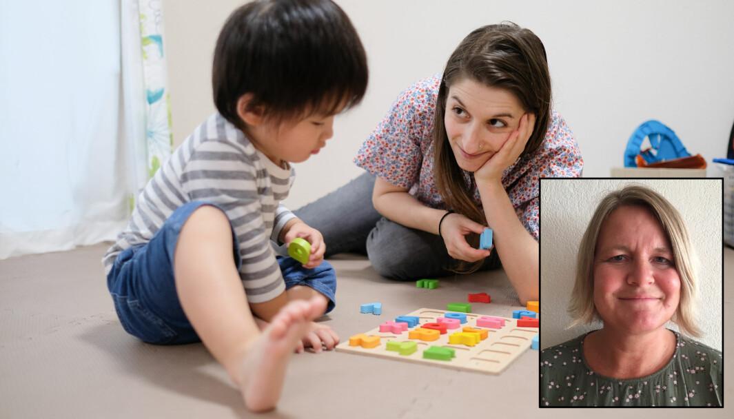 - Jeg håper at vi etter en velfortjent juleferie har mobilisert nye krefter og samler barnehagelærerne i hver og en barnehage til kritiske refleksjonsrunder omkring høringsforslaget, skriver Heidi Brødsjø i dette innlegget.