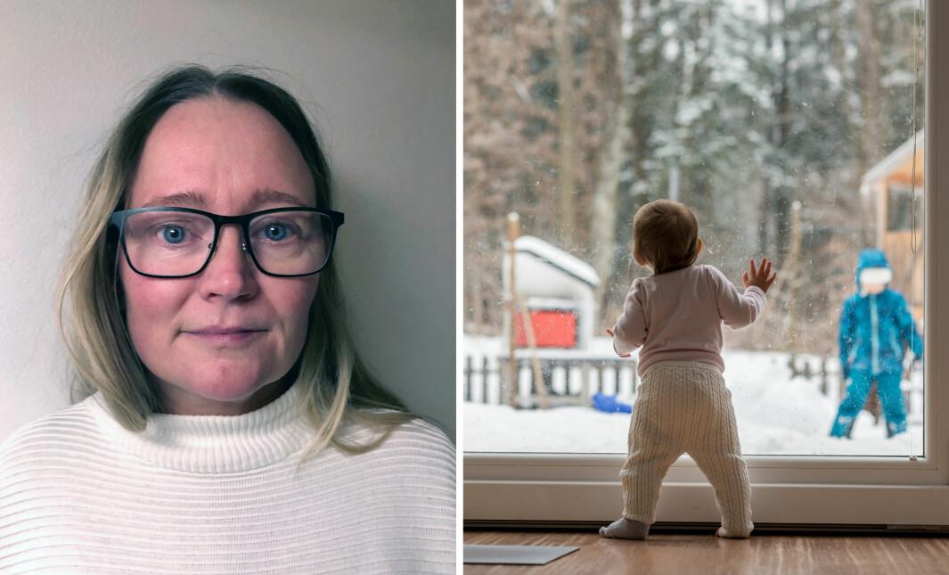 Stine Sund er kontaktperson for barnehage i Utdanningsforbundet Oslo. Hun er bekymret for de barnehageansatte.