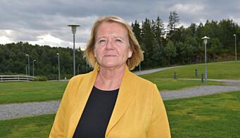 "<span class="" italic"" data-lab-italic_desktop=""italic"">Ann Gøril Hugaas, leder for barnehagelærerutdanningen ved Fakultetet for lærerutdanning og kunst- og kulturfag ved Nord universitet.</span>"