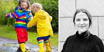 – Gjennom leken viser vi barna at vi tar dem på alvor
