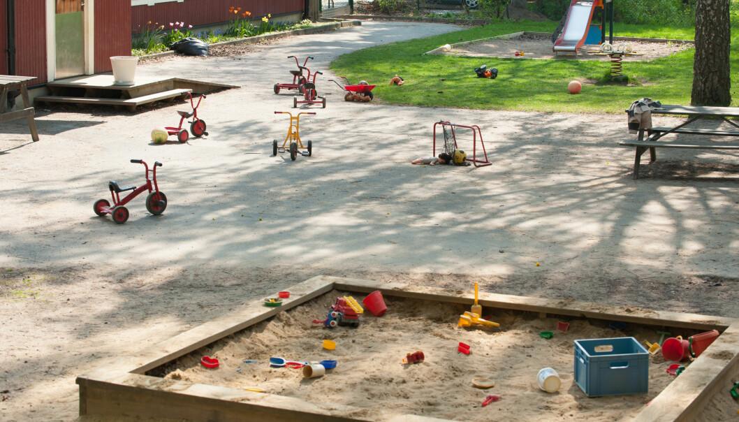 I gjennomsnitt var 23 400 barn til stede i barnehagene under nedstengingen i vår. Om lag åtte av ti hadde foreldre i en samfunnskritisk jobb. To av ti var barn med særlige omsorgsbehov.