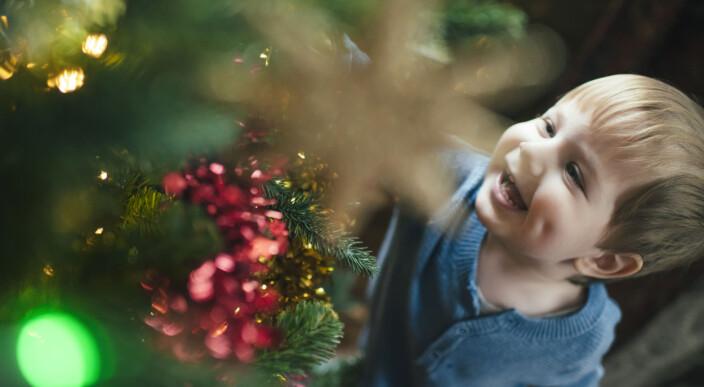 Bort med jula! Eller?