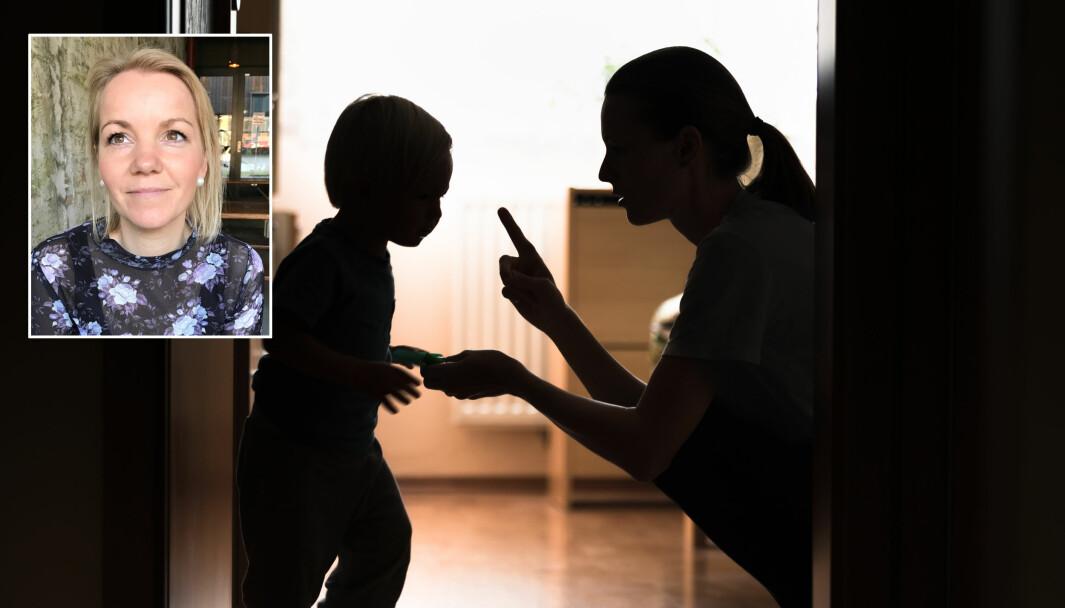 Vi kan ikke gi barna større ansvar for sine handlinger enn de er moden for og forsvare våre handlinger med at det er en del av oppdragelsen, skriver Lisbeth Helen Høvig Ruus i dette innlegget.