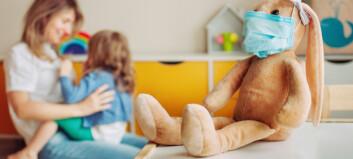 Nå innføres ekstra smitteverntiltak for barnehageansatte