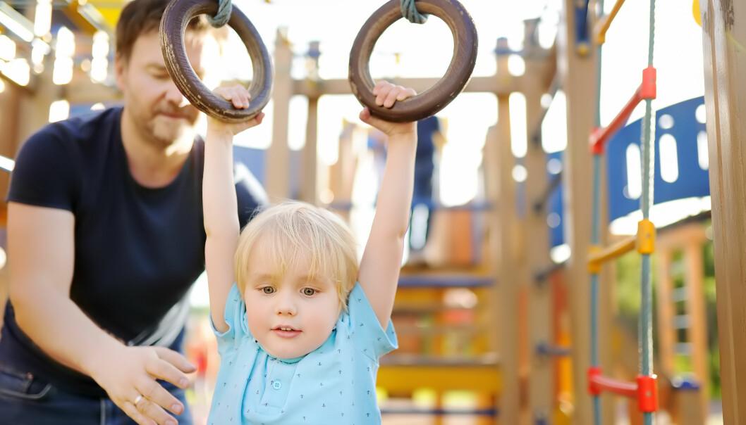 MDG vil innføre lekeressurs i barnehagene - med tanke på blant annet å rekruttere flere menn inn i barnehagejobben.