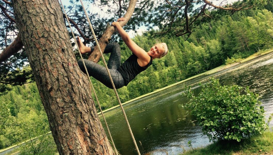 «Leken gjør meg levende», skriver Maren Bøhn Nyløkken som er utdannet dramapedagog og har jobbet fem år i barnehage.