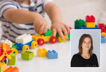 – Forhandlinger om tilhørighet foregår også på småbarnsavdeling