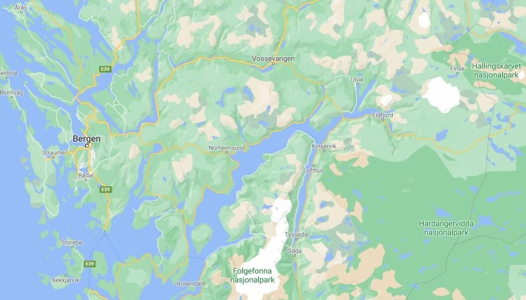 Ulvik og Kvam er så langt hardest rammet av smitteutbruddet i Hardanger, men smitten er også oppdaget i Voss og Samnanger.