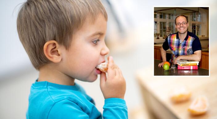 – Samtaler om mat trenger ikke nødvendigvis handle om hva som er godt og vondt eller sunt og usunt