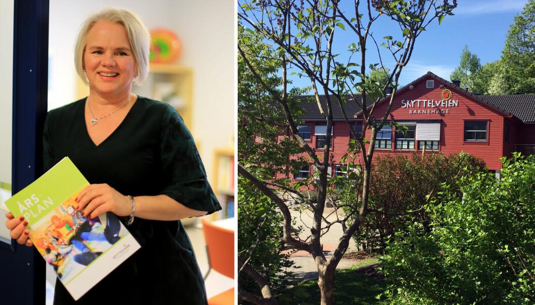 – Politikerne i nye Drammen kommune gjør meg ikke trygg på at det å eie en enkeltstående barnehage vil være bærekraftig i framtiden, sier Venke Sørlie.