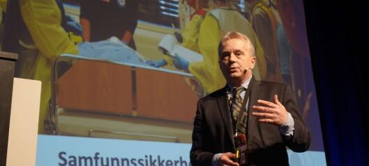Knut Storberget: – Vi har kort tid på oss