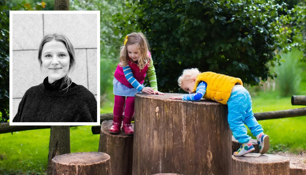 Birgitte Fjørtoft er barnehagelærer med master i barnehagepedagogikk, redaktør for fagtidsskriftet Barnehagefolk, forfatter av boken Perlet furunål – En innføring i barns lek og medlem av Lærerprofesjonens etiske råd.