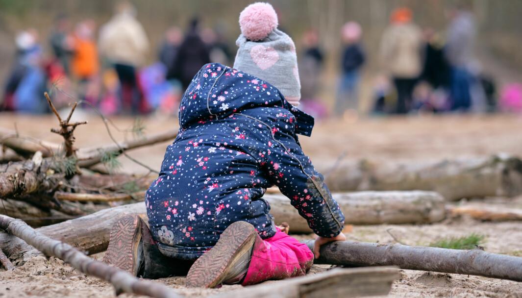 – Er realiteten sånn, at arbeidstakerne i en barnehage fritt kan forlate arbeidsplassen sin under pauseavviklingen? Spør Odd Arild Viste i dette innlegget.