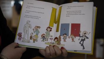 Lars Mæhle og Odd Henning Skyllingstad står bak bøkene om Leon og Live.