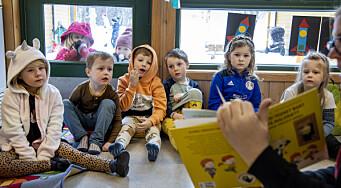 – Vi trenger bøker som fenger unga