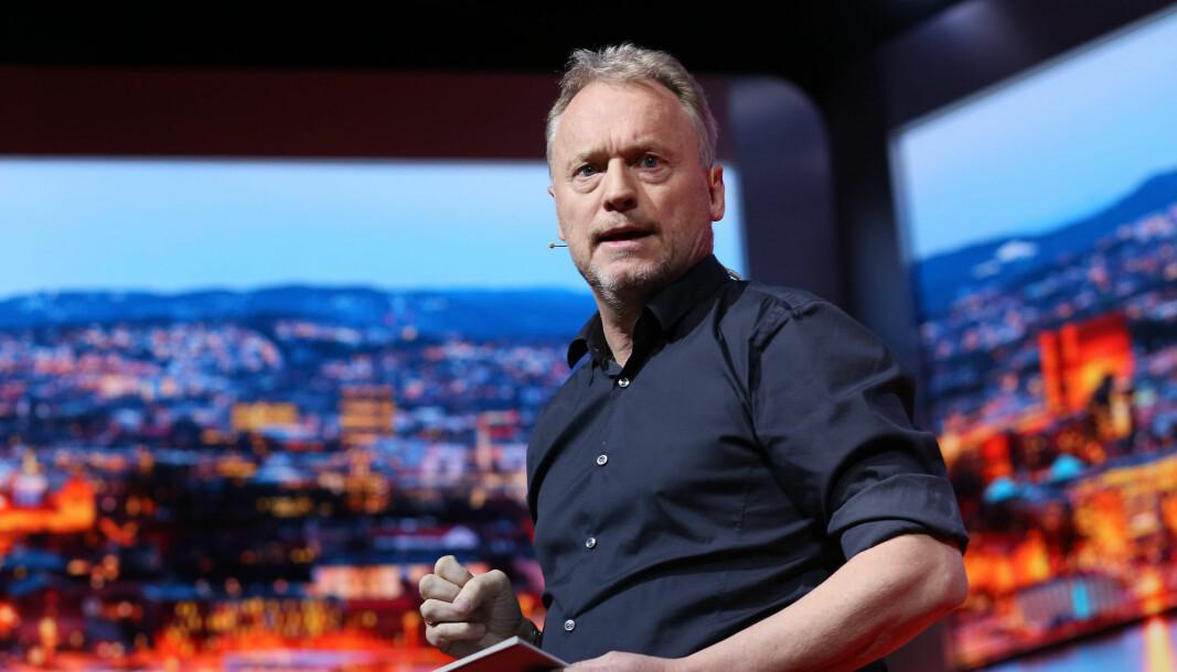 Byrådsleder Raymond Johansen (Ap) presenterte tirsdag de nye koronatiltakene for Oslo. (Dette bildet er tatt i en annen sammenheng.)