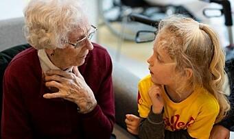 Generasjonsmøter i barnehager – hvorfor er det viktig?