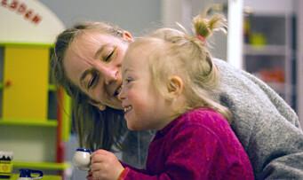 – Har ikke nok kunnskap om barna med Downs syndrom