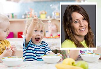 Å bli inspirert av ein toåring sin begeistring og evne til å vera her og nå!