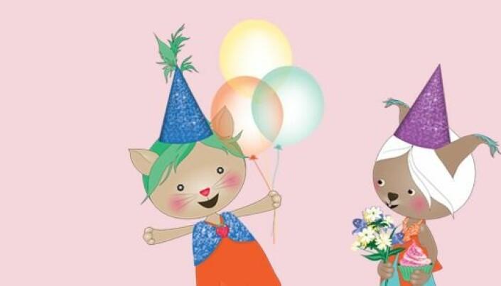 Poly og Lino har satt sammen en gratis festpakke for å feire våren