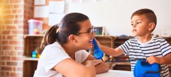 Inkluderende praksis i barnehagen vs. vurderingsplikt av norskspråklige ferdigheter