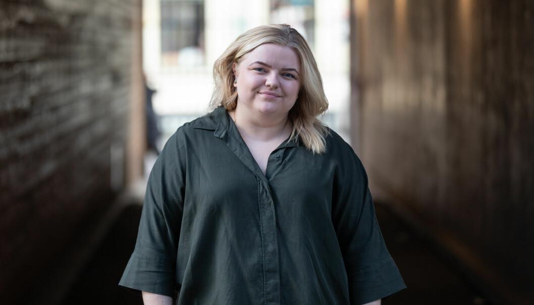 Elise Håkull Klungtveit er leder i Pedagogstudentene, Utdanningsforbundets studentorganisasjon. De har om lag 20 000 medlemmer som alle skal bli lærere i barnehage eller skole.