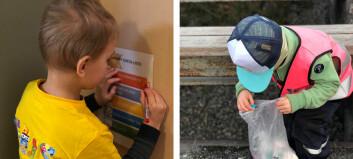 Inviterer alle barnehager til å bli med på #GRØNNSUPERDAG